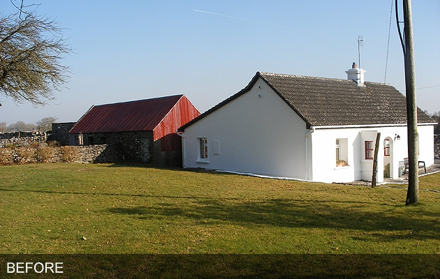 Waltons Cottage Extension Planning Workshop Ireland Is A